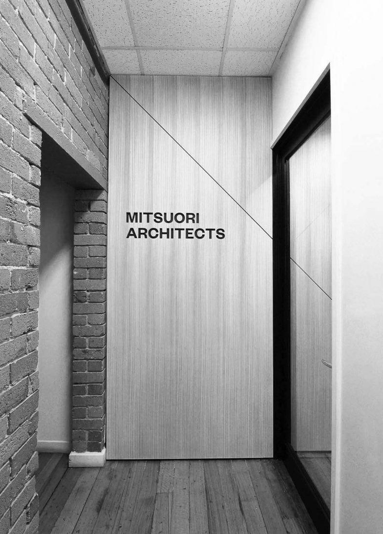 Mitsuori Grid BW